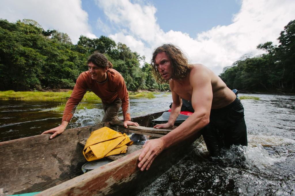 Guyana-Kako River