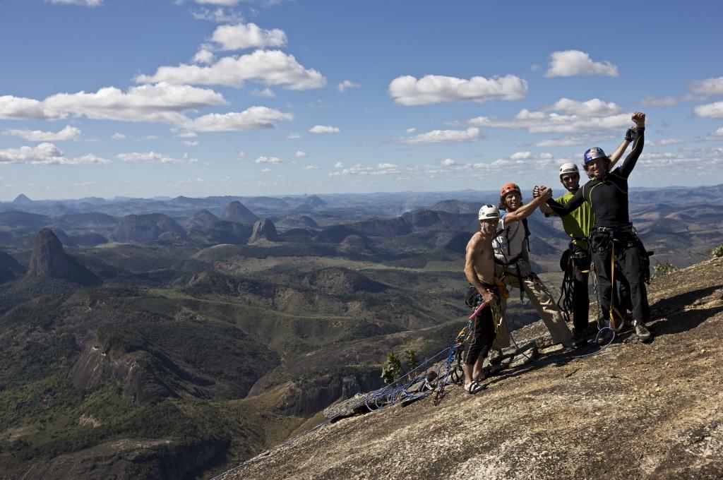 Brasilien Klettern-Minas Gerais