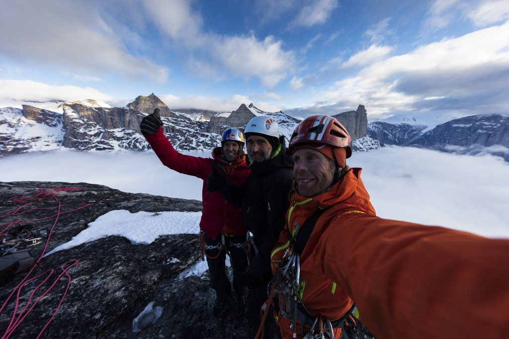 Baffin Island-Expedition 2016